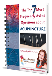 questions about acupuncture