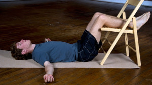 quick and easy exercise for stress relief