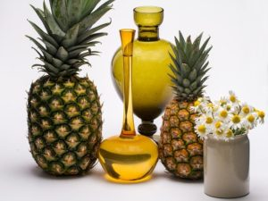 Bromelain is derived from pineapples